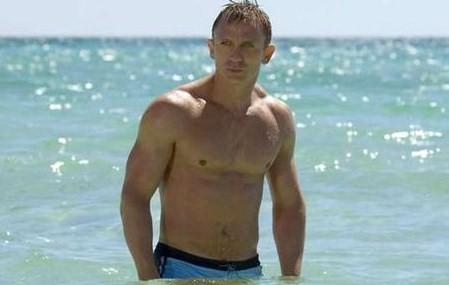 James Bond Workout