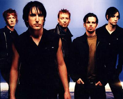 Trent Reznor toned but not too muscular