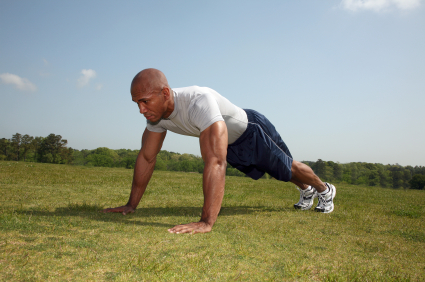 build muscle with body weight exercises