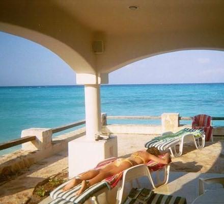 playa del carmen vacation home