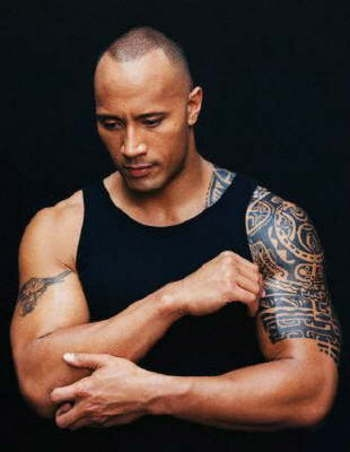 the rock duane johnson loses weight