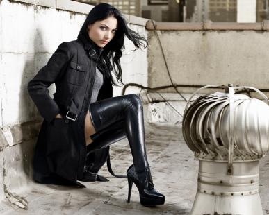 matrix woman