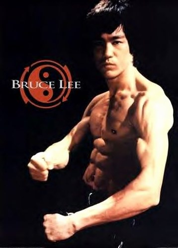 Bruce Lee Six Pack Abs