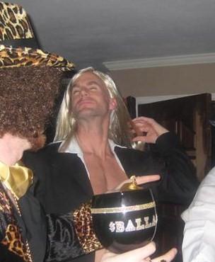 Fabio Halloween