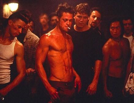 Fight Club Brad Pitt