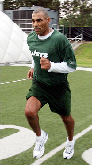 Coach of the jets