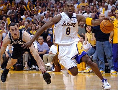 Kobe Bryant Loses Weight