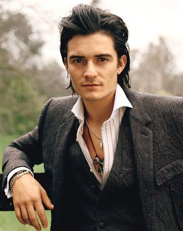 Orlando Bloom pretty boy