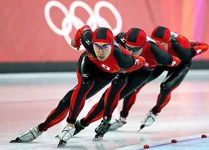 Tabata Protocol Japanese Speed Skating Team