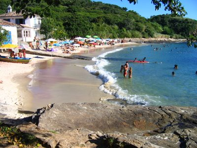 azeda beach buzios