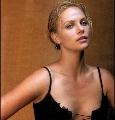 charlize theron loses weight