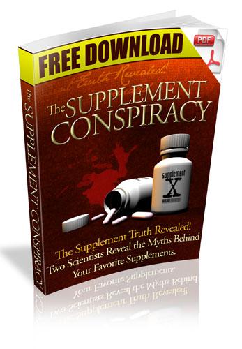 Supplement Conspiracy free ebook