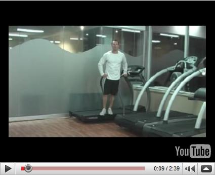 turbulence training treadmill workout